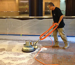 Natural Stone Floor Cleaning International Stoneworks