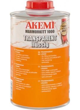 Akemi Marmorkitt 1000 Transparent Normal-Flowing