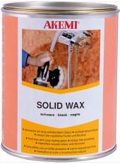 Akemi Solid Wax - Black