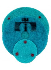 ISI Diamond Impregnated Pads - 7 3/4 inch  400 Grit