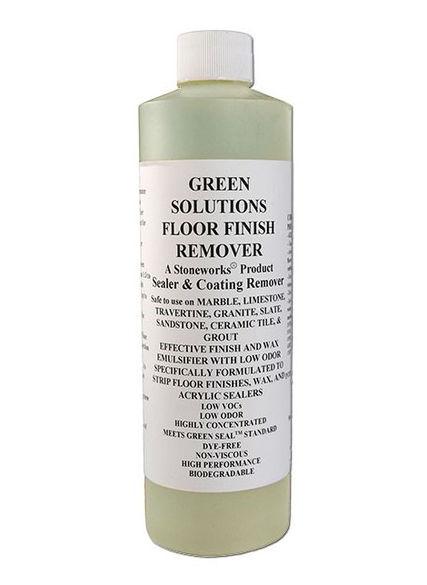 Green Solutions Floor Finish Remover - 1 pt.