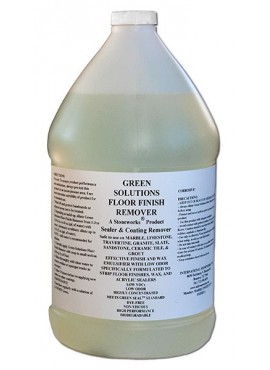 Green Solutions Floor Finish Remover 1 gal.