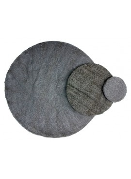 Steel Wool Pads - 20 in grade 00