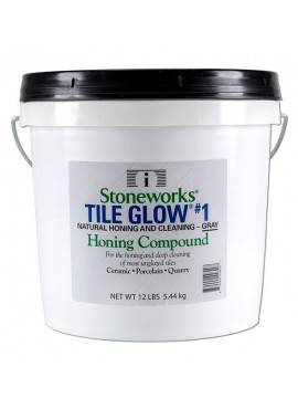 Tile Glow®  1  - black 50 lbs.