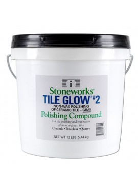 Tile Glow®  2 - black 12 lbs.