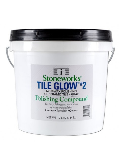 Tile Glow®  2 - black 50 lbs.