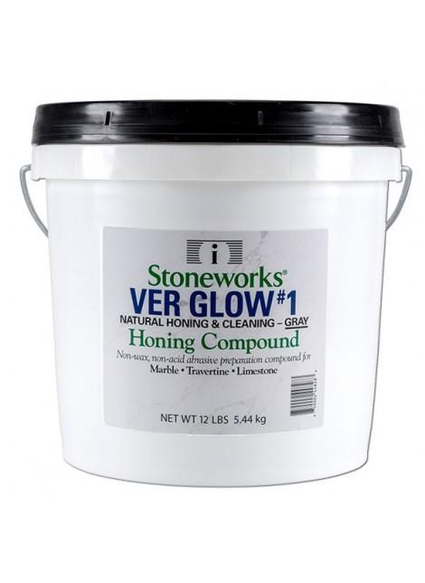 Ver Glow 1 - black 12 lb. pail