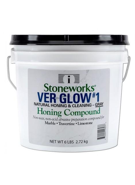 Ver Glow 1 - black 6 lb. pail