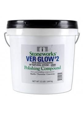 Ver Glow 2 - black 12 lb. pail