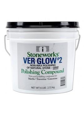 Ver Glow 2 - black 6 lb. pail