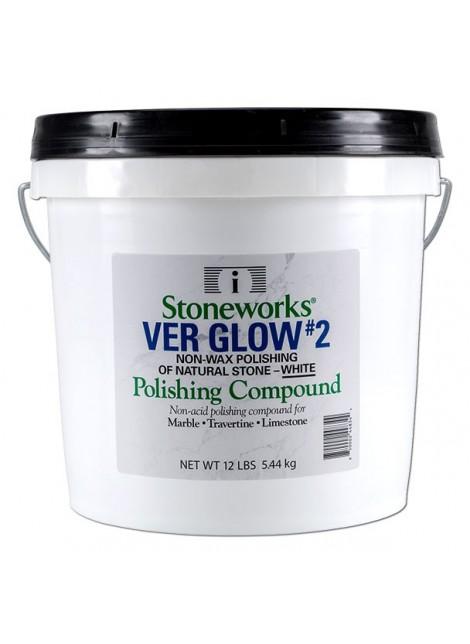 Ver Glow 2 - white 50 lb. pail
