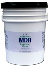 MDR - Mineral Deposit Remover - 5 gal. pail